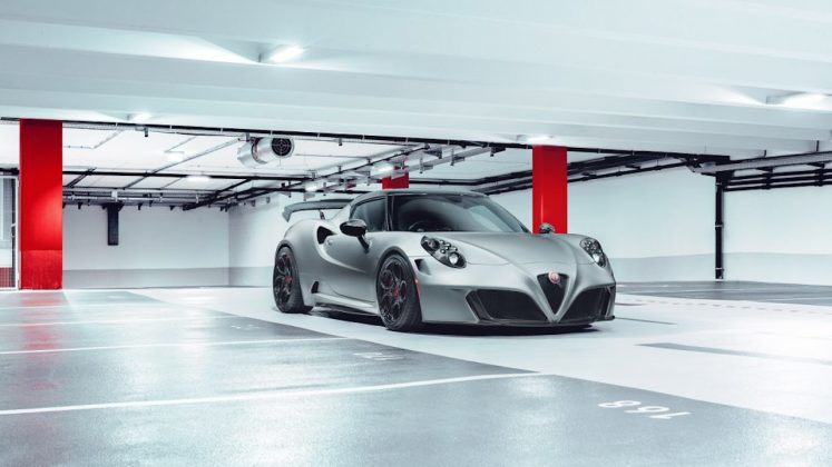 Alfa Romeo 4C Nemesis Pogea Racing 2020
