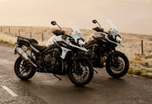 Triumph Tiger 1200 Desert and Alpine Editions