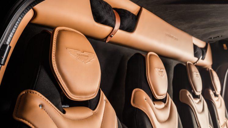 Aston Martin Airbus Ειδικές εκδόσεις