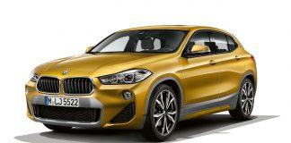 BMW X2 plug-in
