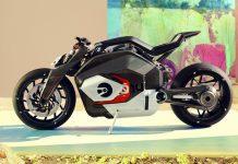 ηλεκτρική μοτοσυκλέτα BMW Motorrad