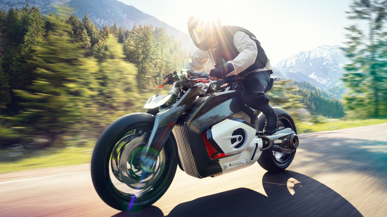 BMw Motorrad, BMW, dc vision