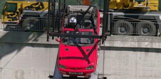 Bungee Jumping Αυτοκίνητο