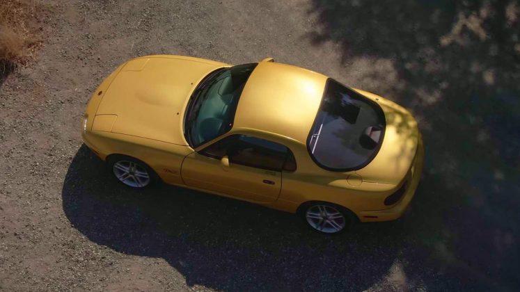 Mazda MX-5 M Coupe concept 1996
