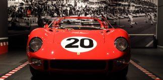 Ferrari Μουσείο Le Mans