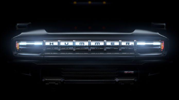 GMC Hummer EV pick up 2021