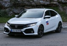 Δοκιμή Honda Civic 1.5 VTEC Sport 182 PS
