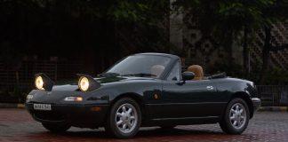 Mazda MX-5 FIVA ιστορικό