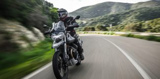 Moto Guzzi V85 TT προσφορά δώρα