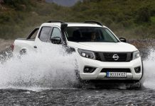 Nissan Navara Off-Roader T32 έκδοση