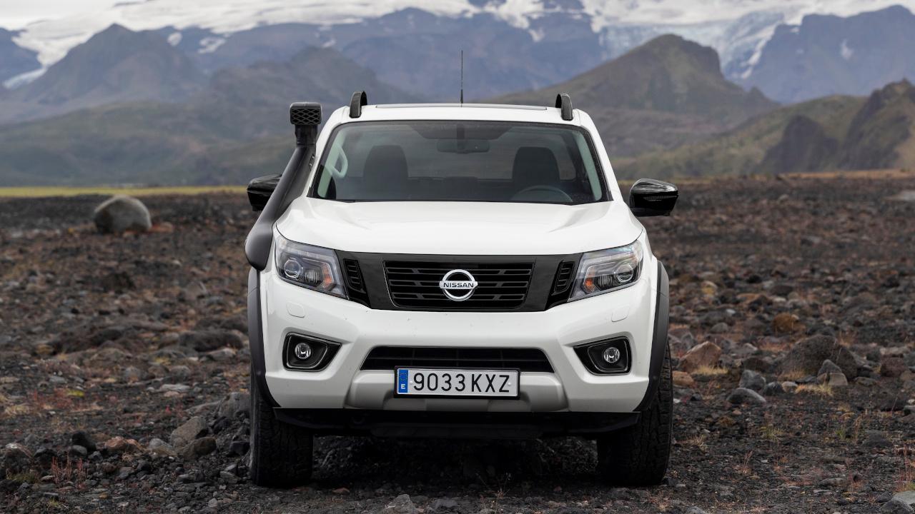 Nissan Navara Off-Roader T32 έκδοση
