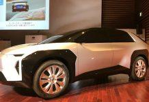 Subaru ηλεκτρικό SUV