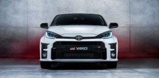 Toyota GR Yaris παραγωγή 2020