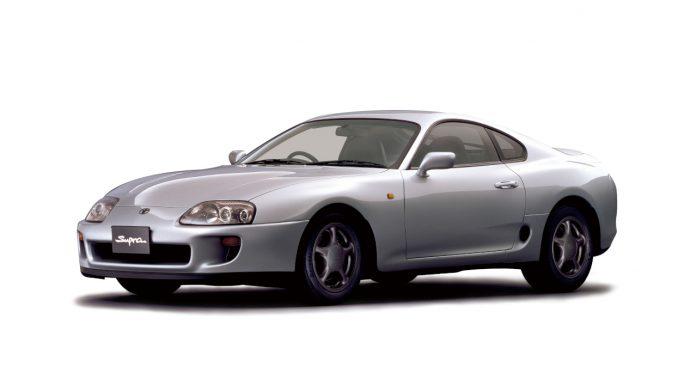 Toyota Supra γνήσια ανταλλακτικά
