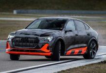 2020 Audi e-tron S Sportback