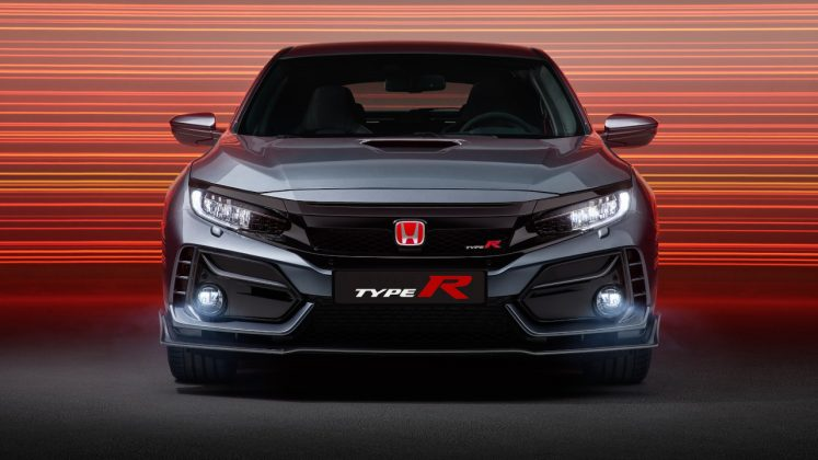 2020 Civic Type R Sport Line