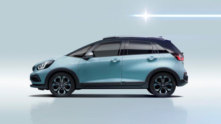 2020 Honda Jazz νέο