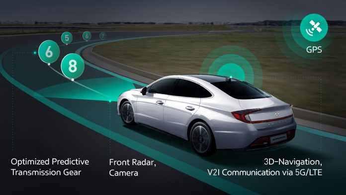 Hyundai-Kia Information and Communication Technology (ICT) Connected Shift System