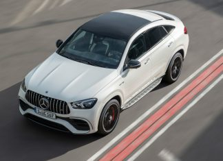 Mercedes-AMG GLE 63 4MATIC+ Coupé
