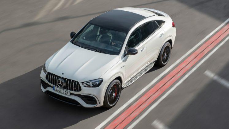 Mercedes-AMG GLE 63 4MATIC+ Coupé
