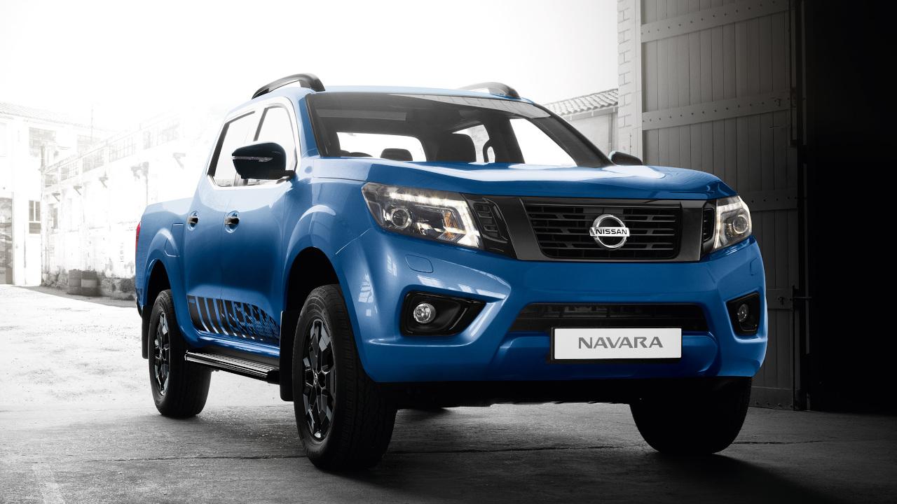 Nissan Navara N-Guard SV3