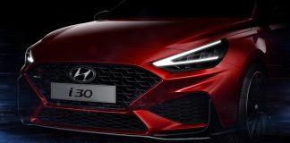 2020 Hyundai i30 Γενεύη