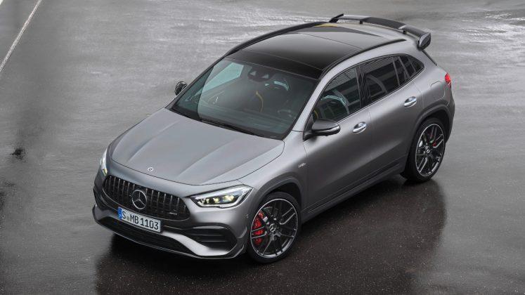 Νέα Mercedes-AMG GLA 45 4MATIC+ 2020