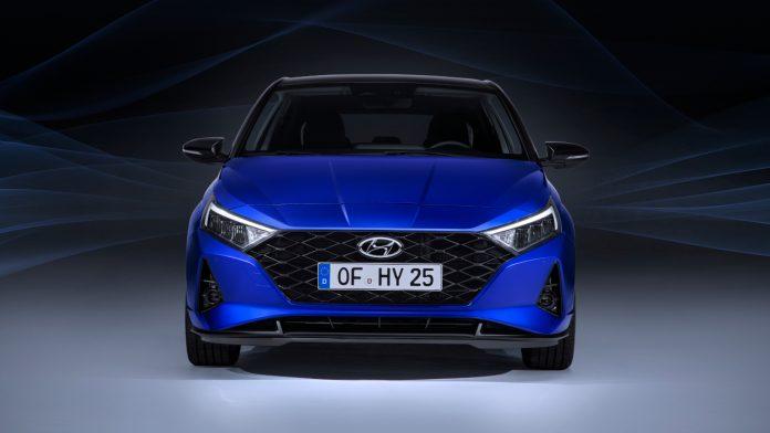 Νέο Hyundai i20 2020