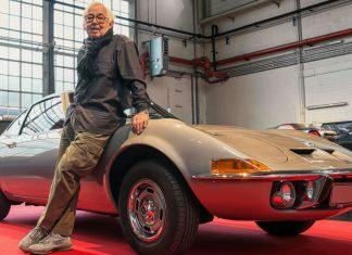 Opel Erhard Schnell σχεδιαστής
