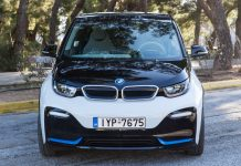 BMW i3s δοκιμή Traction