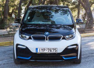 BMW i3s δοκιμή Traction