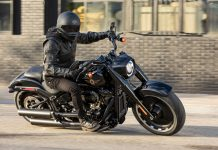 Harley-Davisdon Fat Boy 30th Anniversary επετειακή έκδοση