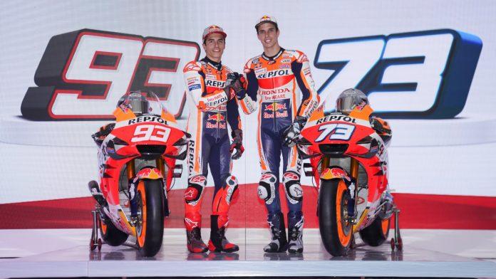 Marquez aderfoi Repsol Honda MotoGP