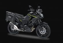 Kawasaki KLX 700 adventure φήμες