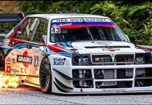 Lancia Integrale Hillclimb 2020