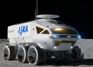 NASA όχημα