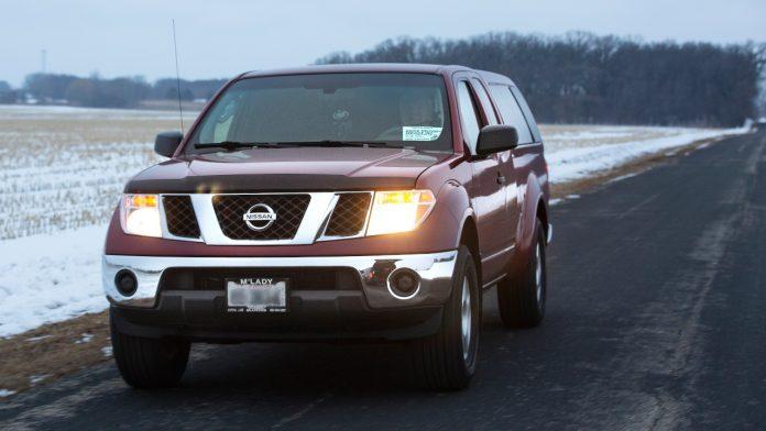 Nissan Navara 1.600.000 χιλιόμετρα