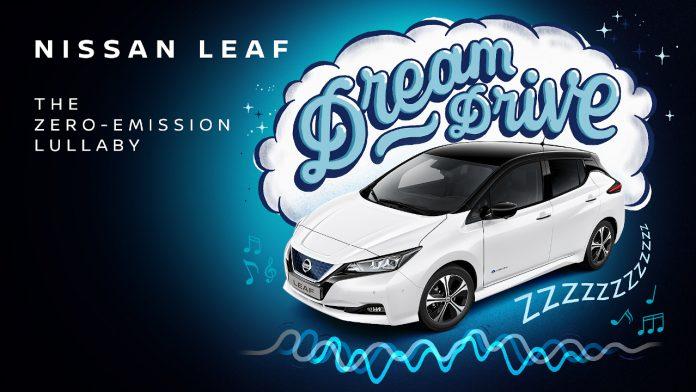 Nissan LEAf νανούρισμα