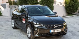 2020 Opel Corsa 100 hp δοκιμή Traction