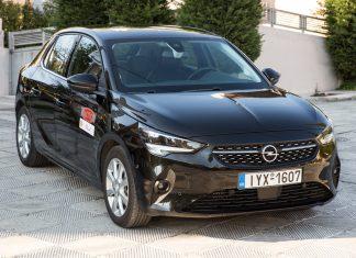 2020 Opel Corsa 100 hp δοκιμή Traction