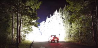 LED προβολείς pick up