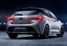 Toyota GR Corolla φήμες