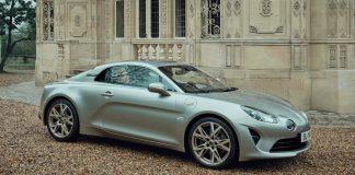 2020 Alpine A110 Legende GT