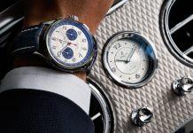 Breitling Bentley Mulliner Limited Edition ρολόι 2020