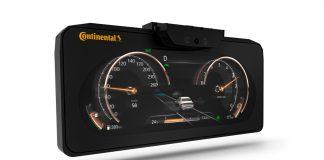 Continental 3D οθόνη πληροφοριών
