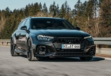 Audi RS4 ABT 2020