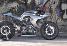 Harley-Davidson Athena Γρύπας 2020