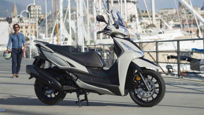 Kymco Agility 300i ABS