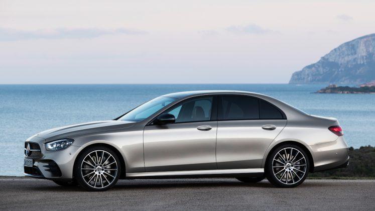 2020 Mercedes E-Class 2020
