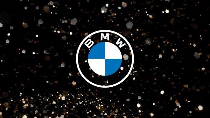 BMW εταιρικό λογότυπο νέου